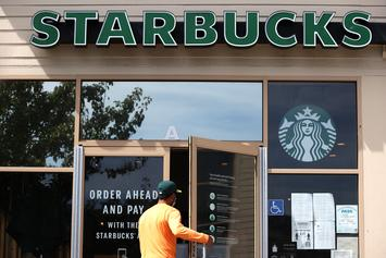 """Starbucks Reverses Black Lives Matter Clothing Policy: """"Just Be You"""""""