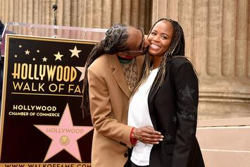 Snoop Dogg Celebrates 22 Years Of Marriage
