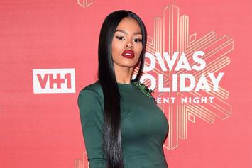 "Teyana Taylor Jams With Cardi B At Listening Party For ""THE ALBUM"""