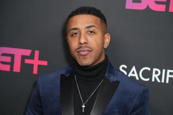 Marques Houston's 19-Year-Old Fiancée Breaks Silence On Age Gap Controversy