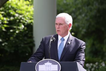 """Mike Pence Ignores Plea To Say """"Black Lives Matter,"""" Asserts """"All Lives Matter"""""""