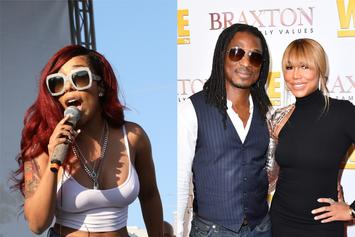 K. Michelle Continues Attack On Tamar Braxton By Mocking Her Fiancé's Nigerian Accent