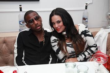 Fabolous & Emily B Announce Pregnancy On Father's Day