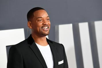 """Will Smith Reveals Cops Have Called Him The N-Word On """"More Than 10 Occasions"""""""