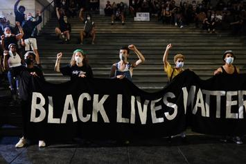 Black Protesters In NYC Charged With Felonies More Than White Protestors, Data Shows