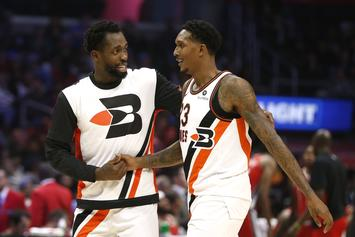 Patrick Beverley & Lou Williams Show Off Their Bubble City Rooms