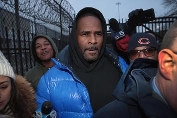 "R. Kelly Prosecutors Want Jury To Be Anonymous, Claims He Is ""Capable Of Violence"""