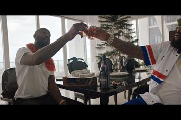 "Freddie Gibbs Taps In With Rick Ross In ""Scottie Beam"" Music Video"
