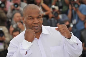 """Mike Tyson Is Going To Fight A Great White Shark For """"Shark Week"""""""