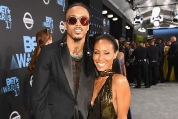 "August Alsina Tells Lil Wayne He ""Will Always Have Love"" For Jada Pinkett Smith"