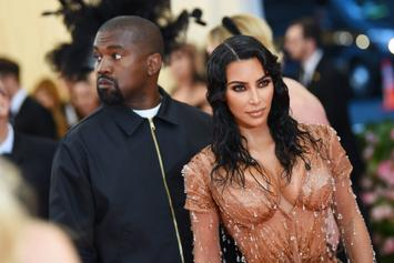 """Kanye West Would Be """"At Peace"""" If Kim Kardashian Divorces Him After Speech"""