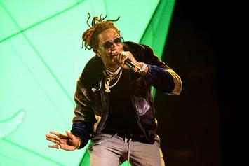 Young Thug's Adorable Dog Ms. Tootie Has Died