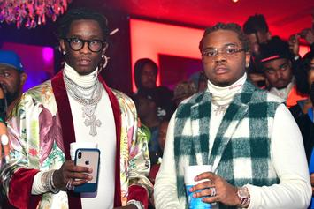 "Young Thug Announces Gunna's ""WUNNA"" Deluxe Release Date"