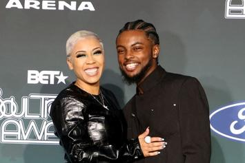Keyshia Cole Rumored To Have Broken Up With Niko Khalé: Report