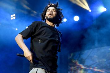 """J. Cole Announces 2 New Singles From """"The Fall Off"""""""