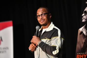 "T.I. Rejects Canceling Nick Cannon: ""You Can't Villainize One Of Our National Treasures"""