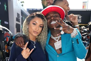 DaniLeigh Hints That She's Done With DaBaby