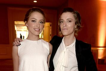 """Amber Heard's Sister Says She """"Begged Her"""" Not To Marry Johnny Depp"""