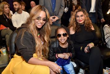"""Beyoncé Drops New """"Black Is King"""" Trailer, Which Features Blue Ivy"""