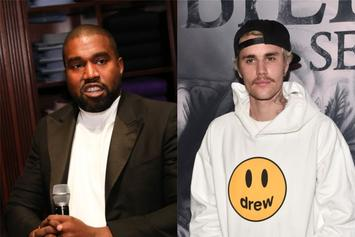 Kanye West Stopped Ghosting Kim Kardashian Because Of Justin Bieber: Report