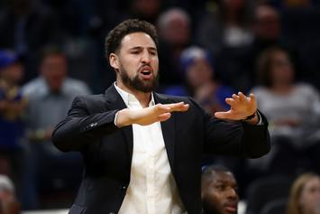 Klay Thompson Goes After MLB Player Who Refused To Kneel