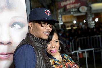 T.I. Pens Lengthy Love Letter To Tiny For Their 10-Year Anniversary