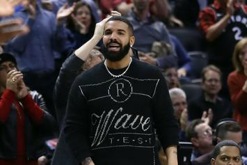 Drake's Baby Mama Sophie Brussaux Shares New Picture Of Adonis, Debuts Pink Hair