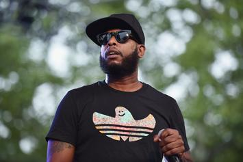 "Talib Kweli Suspended From Twitter For ""Repeated Violations"""