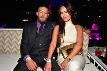 Conor McGregor Reveals Engagement to Longtime Girlfriend