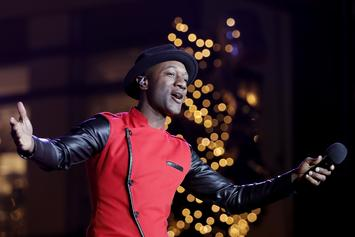 "Aloe Blacc Says ""Hip-Hop Will Always Feature Misogyny"""