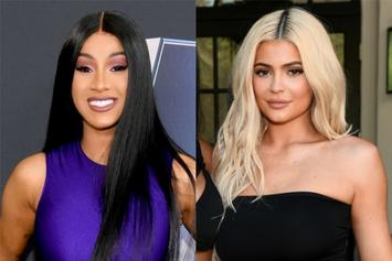 "Cardi B Defends Kylie Jenner's ""WAP"" Video Cameo In Deleted Tweets"