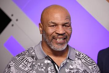 "Mike Tyson Looked Terrified During ""Shark Week"" Appearance"