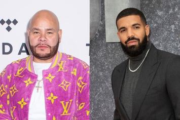 "Fat Joe Calls Drake The ""Michael Jackson Of This Time"" & Fans Have A Fit"