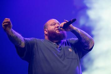 "Action Bronson Squares Off With The Sauce On ""Hot Ones"""