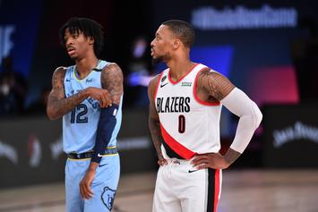 Damian Lillard & Ja Morant Headline NBA Play-in Round: How To Watch