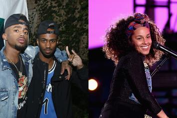 THEY., Alicia Keys & Khalid Take Over This Week's R&B Season Playlist