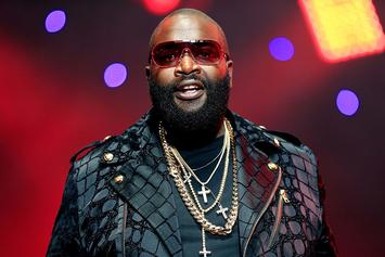 Rick Ross Gets Great News In Copyright Case