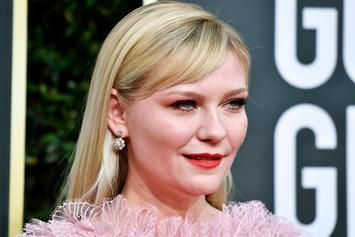 "Kirsten Dunst Asks Kanye West Why He Used Her Photo For ""2020 Vision"" Campaign"