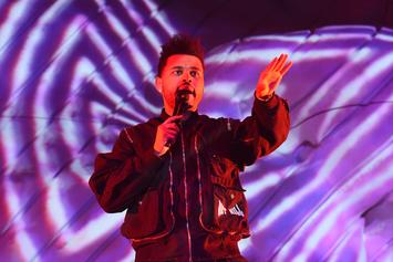 The Weeknd Debuts New Hairstyle & Fans Love It