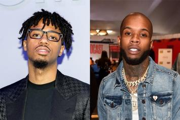 """Metro Boomin Suggests Tory Lanez """"Deserves To Get Beat"""" For Megan Shooting"""