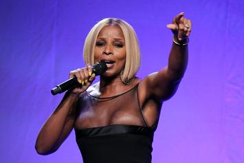 """Mary J. Blige Is Over Being Called """"Auntie"""": """"Please Don't"""""""