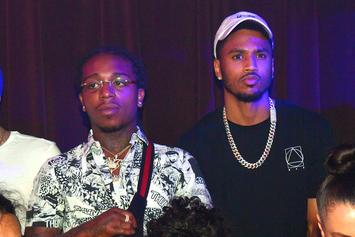 Jacquees Teases New Music With Trey Songz After Celina Powell Accusations