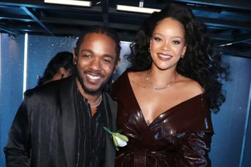 "Kendrick Lamar Sued For Copyright Infringement Over Rihanna-Featured ""Loyalty."""