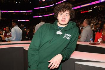 Jack Harlow Ices Out His Team With Championship Rings Worth Over $110K