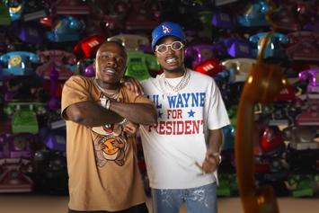 """DaBaby & Quavo Float Through Time In """"Pick Up"""" Visual"""