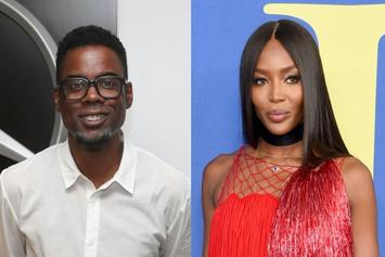 Chris Rock Says Mike Tyson Once Pushed Naomi Campbell Out Of Car