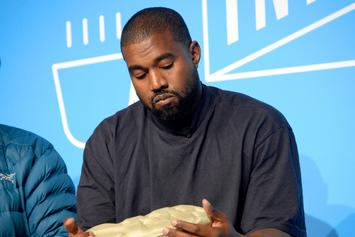 Kanye West's Adidas Yeezy 450 Slide Is Truly Bizarre