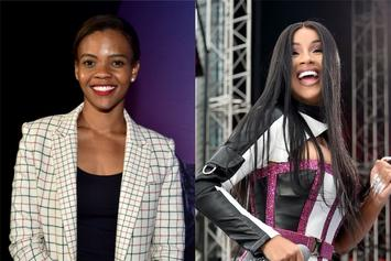 """Candace Owens Says She """"Broke"""" Cardi B As Feud Continues"""