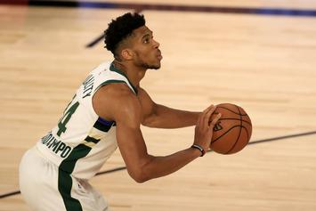 Giannis Antetokounmpo Responds To Rumors He's Leaving Milwaukee Bucks