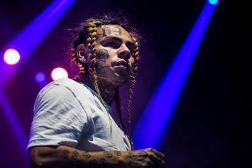 "6ix9ine's ""TattleTales"" Sales Projections Have Increased: Report"